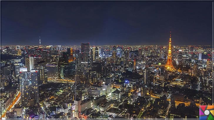 Dünyanın en şeffaf ve en iyi yönetilen 6 ülkesini biliyor musunuz? | Asya kıtasının en refah ülkesi olan Japonya bir o kadar da kalabalık başkenti Tokyo