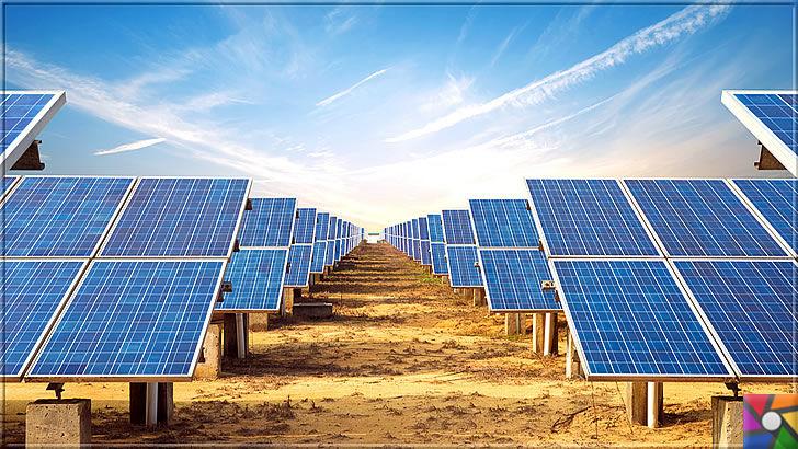 Enerji Kaynakları Nedir? Yenilebilir Enerji Kaynakları Nelerdir? | Güneş enerji panelleri