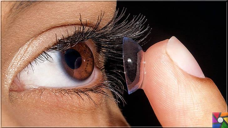 Göz kanlanması neden olur? Göz kanlanmasını gidermenin 21 etkili yolu | Gözlerde kızarıklığın yada kanlanmanın diğer nedenlerinden biri Lenslerdir. Gece kesinlikle lensle yatmayın hatta lens kullanmaya ara verin