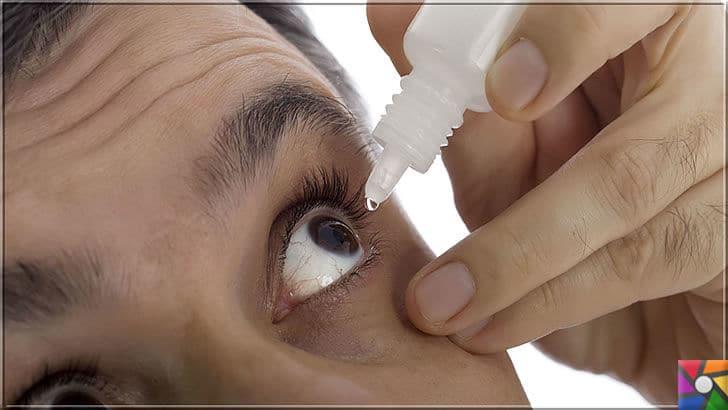 Göz kanlanması neden olur? Göz kanlanmasını gidermenin 21 etkili yolu | Gözlerde kızarıklığın yada kanlanma nedenlerinden biri olan göz kuruluğu için tıbbi olarak yapay gözyaşı verilir