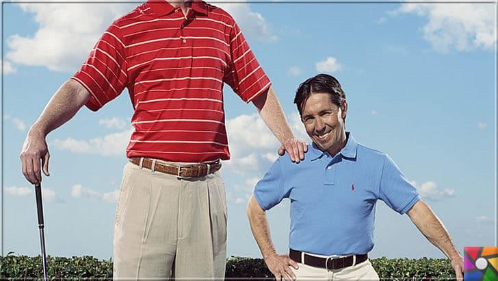 İnsan boyu genetikle mi belirleniyor? Kısa boy mu, uzun boy mu avantajlı? | Uzun boy ve kısa boy ayrı ayrı sporlarda başarı gösterir