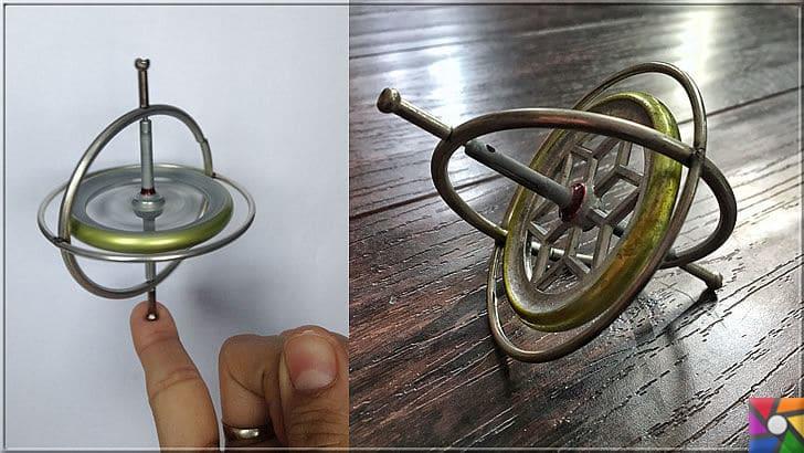 Jiroskop Nedir? Jiroskopların Tarihçesi ve Nelerde kullanılır? | Basit bir jireskop