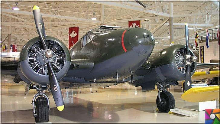 Radyal Motor Nedir? Radyal (Yıldız Tipi) Motor Nasıl Çalışır? | Kanada Havacılık Müzesinde ilk yapılan Çift Radyal Motorlu uçaklar sergileniyor