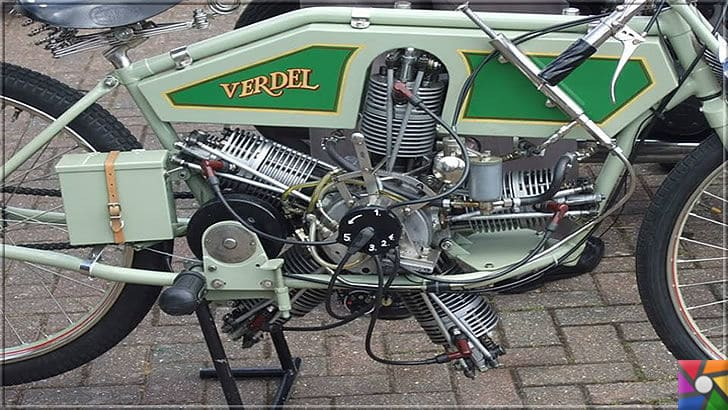 Radyal Motor Nedir? Radyal (Yıldız Tipi) Motor Nasıl Çalışır? | Radyal Motorlu bisiklet