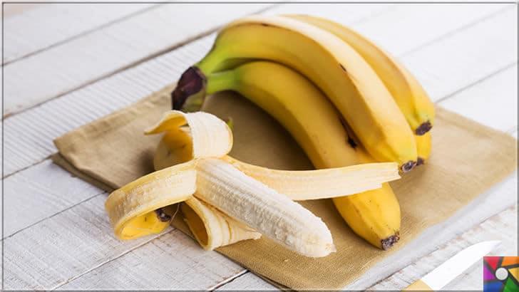 Serotonin nedir? Serotonini arttırmak için en iyi 10 doğal kaynak nedir? | Muz meyvesi Serotonin üretimini arttırmada etkilidir.