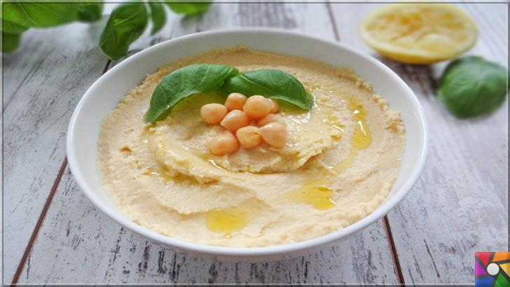 Tarihi yemeklerden Humusu ilk kim yaptı? Lezzetli Humus nasıl yapılır?