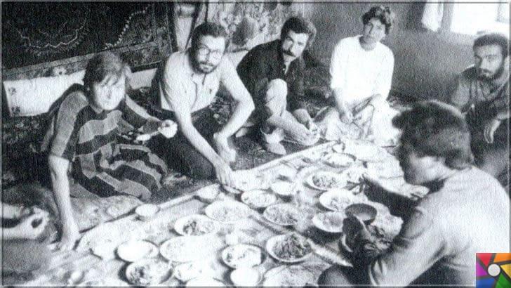 Türkan Saylan Kimdir? Türkan Saylan'ın Hayatı ve Biyografisi | Türkan Saylan'ın Van'da arkadaşlarıyla kahvaltı fotoğrafı