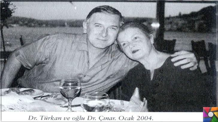 Türkan Saylan Kimdir? Türkan Saylan'ın Hayatı ve Biyografisi | Türkan Saylan ve doktor oğlu