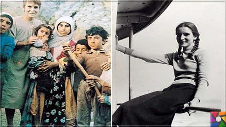 Türkan Saylan Kimdir? Türkan Saylan'ın Hayatı ve Biyografisi | Genç bir tıp öğrencisi iken amacı cüzzamlı hastaları iyileştirmekti