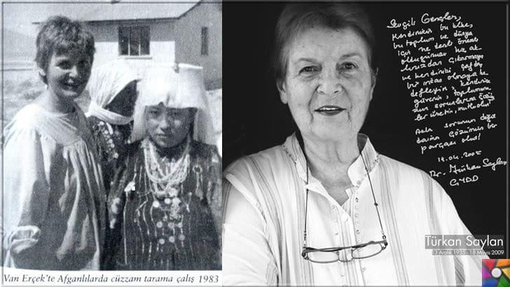 Türkan Saylan Kimdir? Türkan Saylan'ın Hayatı ve Biyografisi | Türkan Saylan hayatındaki amaçlar uğruna yaşayan savaşçı bir Türk kadını örneği