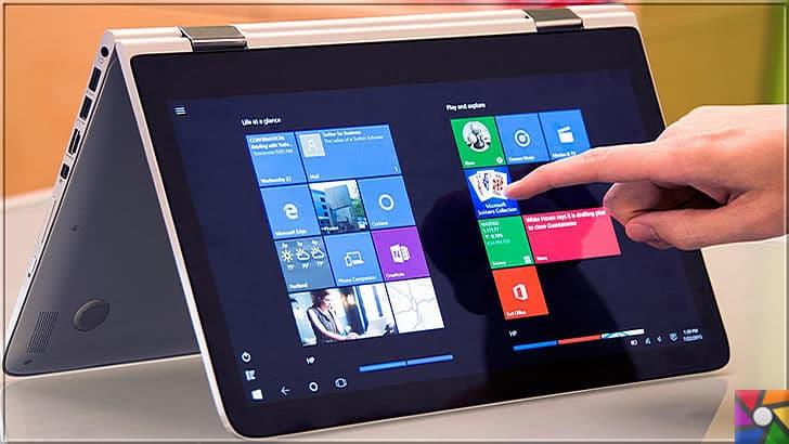 Windows ve Office uygulamalarını kolay kullanmanın 14 ipucu nedir? | Artık hem tablet hemde notebook olarak kullanılabilen yeni çıkan hızlı cihazlar var