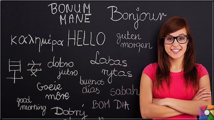 Yabancı dil nasıl hızlıca öğrenilebilir? Yabancı dil öğrenmenin püf noktaları | Yabancı dil öğrenmek zor mu?