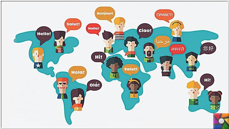 Yabancı dil nasıl hızlıca öğrenilebilir? Yabancı dil öğrenmenin püf noktaları | Yabancı dil konuşmak için önce güven gerekli olup, tüm dillerde ilk başlarda tarzanca konuşmanızı kimse yadırgamaz