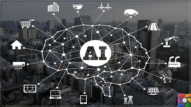 Yapay Zeka Nedir? Yapay Zeka Kullanılan Alanlar Nelerdir? | Yapay zeka İngilizce kısaltması ile AI tüm alanlarda kullanılmaya başlandı