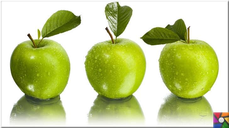 Neden elma yemeliyiz? Elmanın faydaları ve zararları nelerdir? | Yeşil elma krom bakımından zengin olduğu için zayıflamaya etki edebilir