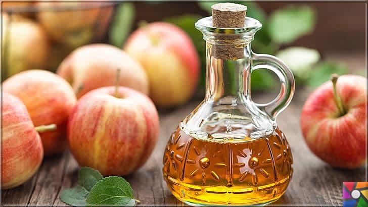Neden elma yemeliyiz? Elmanın faydaları ve zararları nelerdir? | Elma kabuğunu soymadan tüketin. Evde yapılmış doğal ev sirkesini yıkama kabı içine bir parça dökerek bu kabın içinde yıkayın