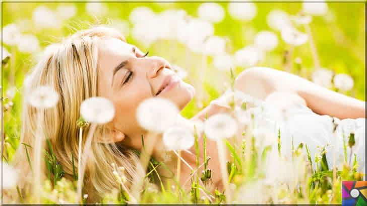 Bahar yorgunluğu nedir? Bahar yorgunluğunu kolay atlatmak için 9 öneri | Bahar yorgunluğu olan kişilerin bahar geldiğinde gün ışığına çıkıp, doğa ile iç içe olmalı