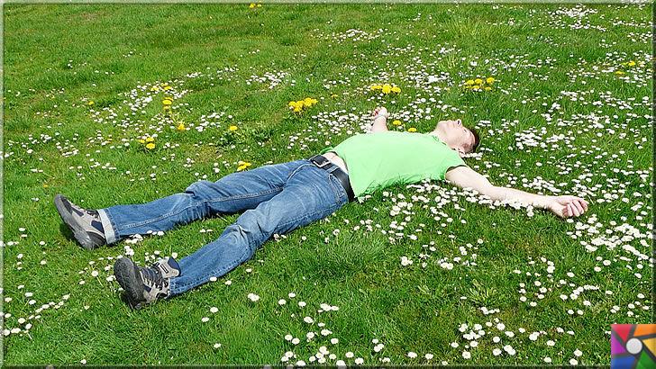 Bahar yorgunluğu nedir? Bahar yorgunluğunu kolay atlatmak için 9 öneri | Bahar geldiğinde doğaya kendinizi bırakın