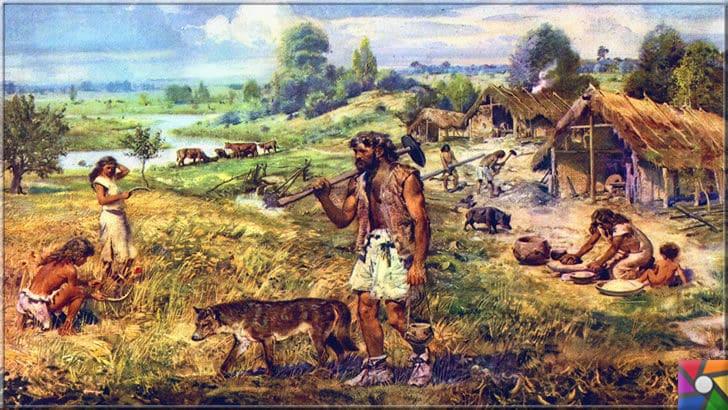 İlk hastalık ne zaman ortaya çıktı? Salgın hastalıklar nasıl oluştu? | Av kaynakları azalınca topraktan mahsül elde etmeyi başaran insanoğlu daha çok çoğaldı