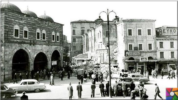 İstanbul tarihinde yaşanmış en yıkıcı büyük depremler hangileridir?