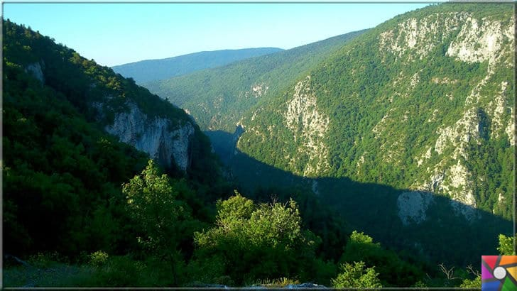 Kastamonu'da gezilmesi gereken 6 harika kanyon ve özellikleri | Çatak 1 ve 2, Devrekani Çayı'nın Küre Dağlarından Karadeniz dökülürken oluşturduğu eşsiz kanyonlardan biri