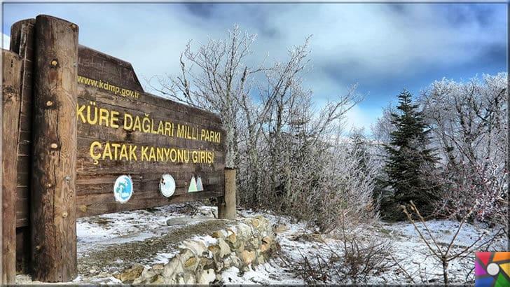 Kastamonu'da gezilmesi gereken 6 harika kanyon ve özellikleri | Çatak kanyonlarına Avrupa tarafından korunma altına alınmış Küre Dağları Milli Park'ından girilebilir