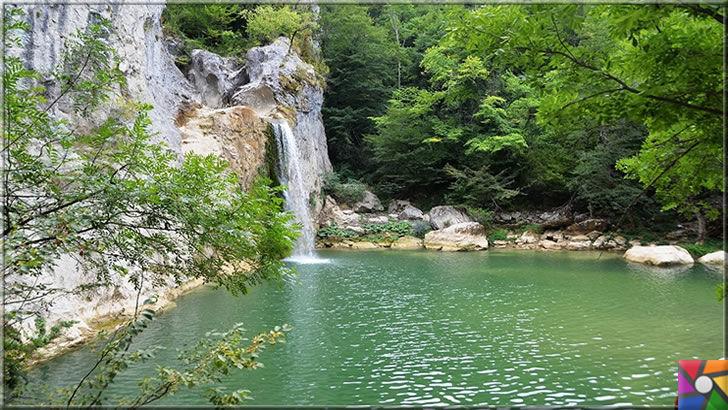 Kastamonu'da gezilmesi gereken 6 harika kanyon ve özellikleri | Horma kanyonu seyir uzantısında hayran kalacağınız mükemmel bir şelale olan Ilıca Şelalesi