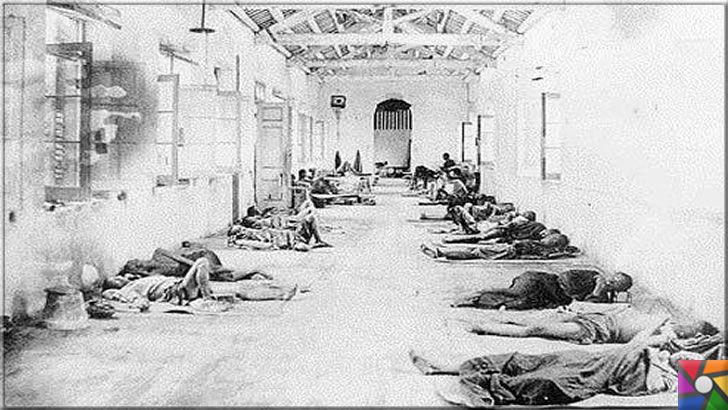 Tarihimizde toplu ölümlere neden olan salgın hastalıklar hangileridir? | İstanbul'da yaşanan salgın hastalıklar etrafı karantina alanlarına çevirmişti
