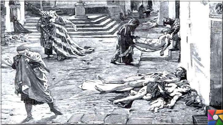 Tarihimizde toplu ölümlere neden olan salgın hastalıklar hangileridir? | ilk sagın hastalığın İstanbul'dan başlayan İustinianos Vebası olduğu düşünülüyor