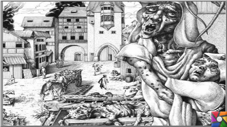 Tarihimizde toplu ölümlere neden olan salgın hastalıklar hangileridir? | Veba ve Kolera İstanbul ile dağılarak milyonlarca kişiyi öldürmüştür