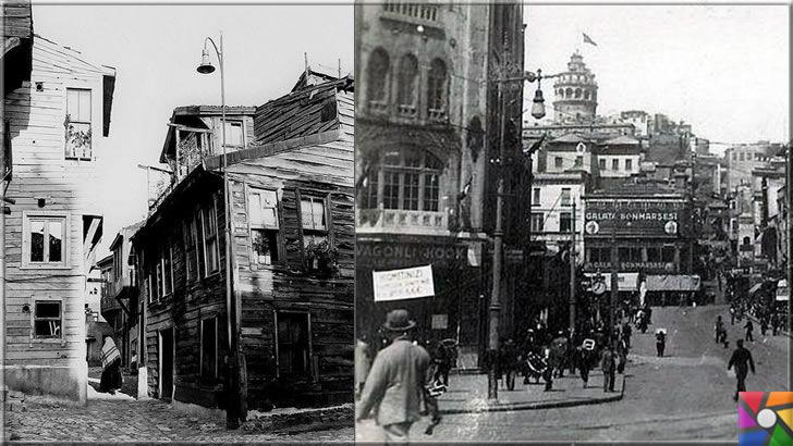 Tarihte İstanbul'da yaşanan en büyük afetler ve yangınlar hangileridir? | İstanbul hep yangınlarla perişan olmasına rağmen yapılaşmanın aynı düzende tekrar olması çok şaşırtıcı