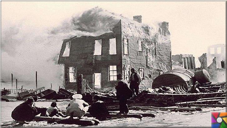 Tarihte İstanbul'da yaşanan en büyük afetler ve yangınlar hangileridir? | İstanbul yangınlarında pekte yapacak bir şey yoktu. Çarpık yapılaşma o zamanlarda vardı