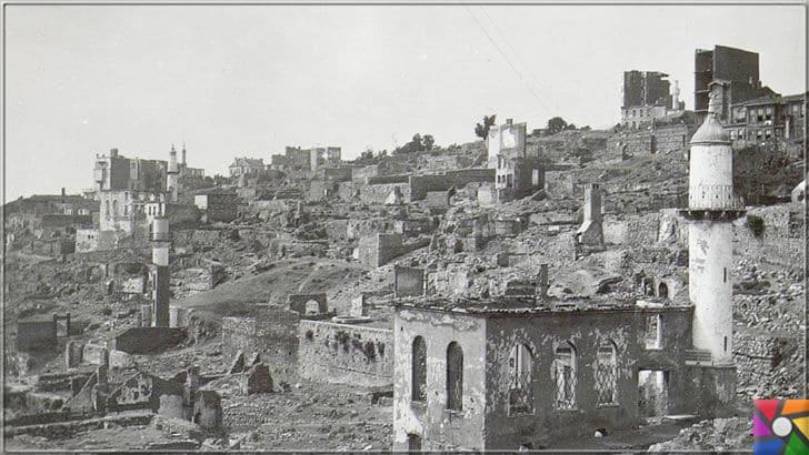 Tarihte İstanbul'da yaşanan en büyük afetler ve yangınlar hangileridir? | Beyoğlu ve etrafı yok oldu