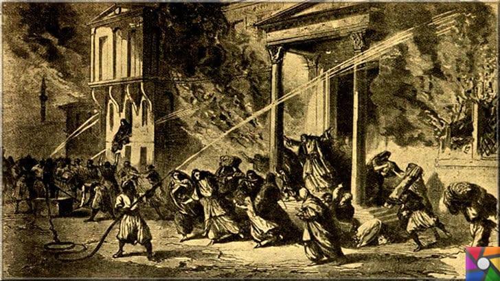 Tarihte İstanbul'da yaşanan en büyük afetler ve yangınlar hangileridir? | Cibali yangını fotoğrafları