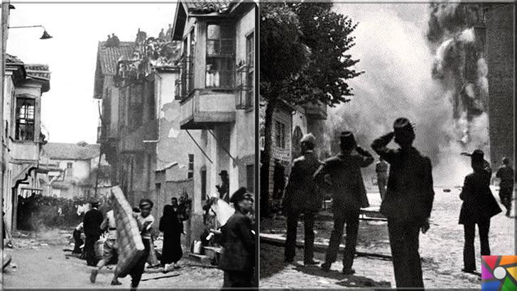 Tarihte İstanbul'da yaşanan en büyük afetler ve yangınlar hangileridir? | Eski İstanbulluların en belalısı Ejderha dedikleri yangınlardı