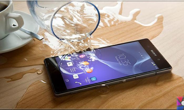 Akıllı telefon suya düştüğünde ya da ıslandığında neler yapılmalı?