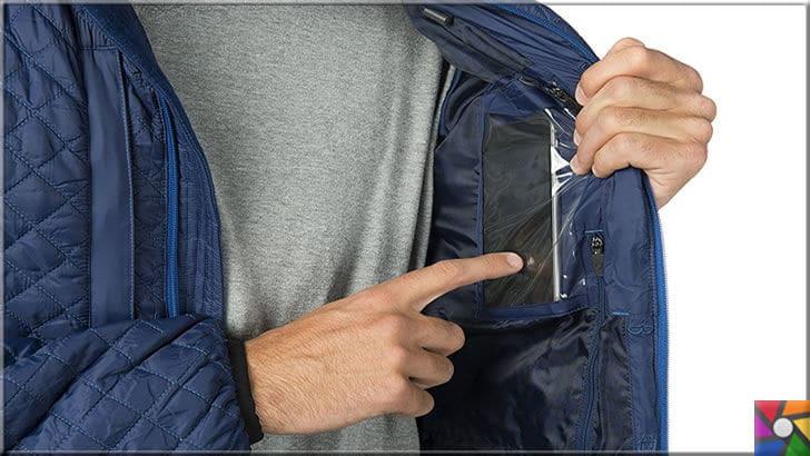 Akıllı telefon suya düştüğünde yada ıslandığında neler yapılmalı? | Su geçirmeyen yağmurluk yada montlarda özellikle telefonu koyabileceğiniz özel cepler bulunmakta. Bundan dolayı yağmur geçirmeyen mont almanız elinizdeki telefonun çöp olmasından iyidir