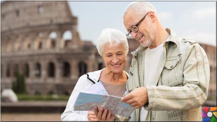 Yaşlılık ne zaman başlar? Yaşlanmanın faydaları nelerdir? | Yaşlılık ile gelen emeklilik döneminde ülkeler gezmek keyifli olabilir