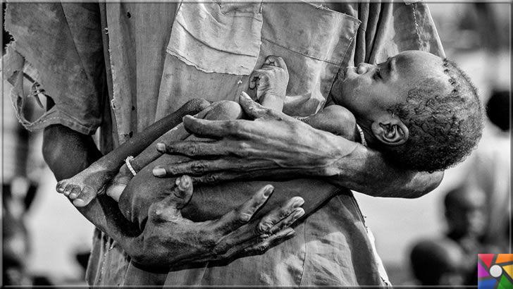 Acı çekmek insanı daha mı özgür yapar? Acı çekenler neden daha güçlü? | Sudan'da açlıktan dolayı bebekler annelerinin kucağında ölüyor