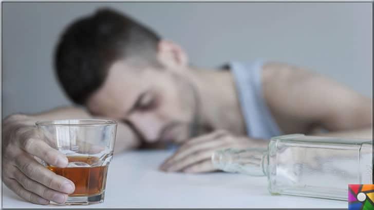 Az da olsa günlük alınan alkollü içkinin insan sağlığına hiç bir yararı yok! | Alkol tüketimi ile bağışıklık sistemi yavaş yavaş çökmeye başlar.