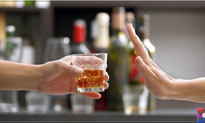 Az da olsa günlük alınan alkollü içkinin insan sağlığına hiç bir yararı yok!