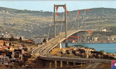 Boğaziçi Köprüsü ne zaman açıldı? Boğaziçi Köprüsünün tarihi