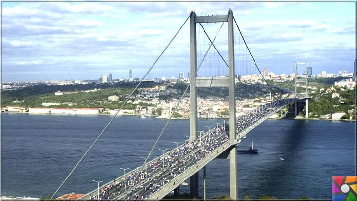 Boğaziçi Köprüsü ne zaman açıldı? Boğaziçi Köprüsünün tarihi | Türkiye'nin ilkleri | Boğaziçi Köprüsü özel koşularda yayalara açılıyor