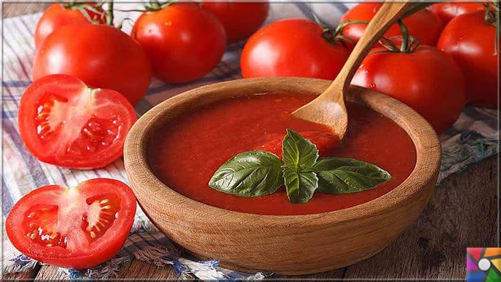 Domates neden yenmeli? Domatesin faydaları ve zararları nelerdir? | İngiliz Portsmouth Üniversitesi bilim adamları 42 yaşında 6 erkek üzerinde yaptıkları araştırmada, her gün tüketilen 1 kase domates çorbasının erkek sağlığına destek olduğunu açıklamıştı