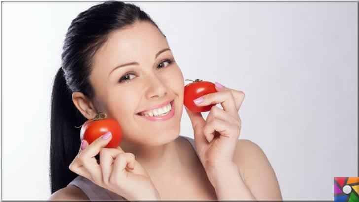 Domates neden yenmeli? Domatesin faydaları ve zararları nelerdir? | Domates cildi güzelleştiriyor