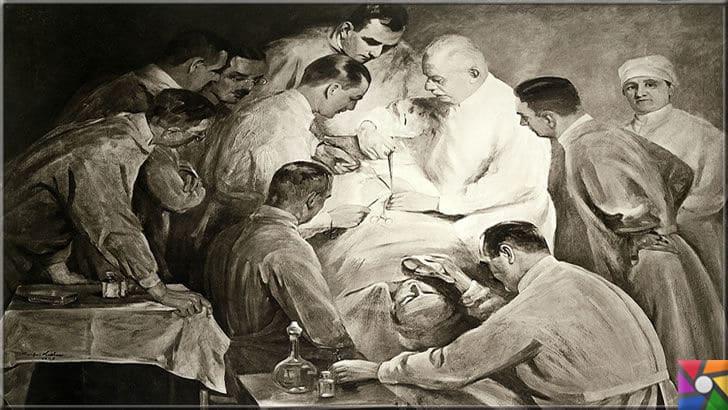 Tarihte ilk hekim yada doktor kimdi? Geçmişten günümüze Tıp Tarihi | Cerrahlık çok riskli ve toplumda en çok saygı gören mesleklerden biriydi