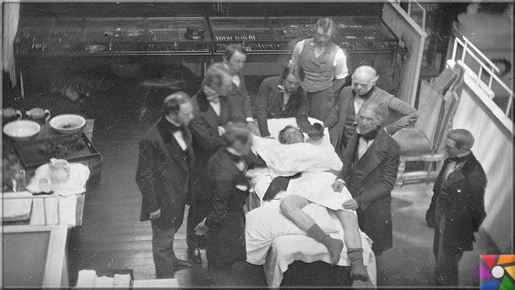 Tarihte ilk hekim yada doktor kimdi? Geçmişten günümüze Tıp Tarihi | Tarihi bir Ameliyathane