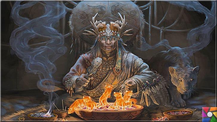 Tarihte ilk hekim yada doktor kimdi? Geçmişten günümüze Tıp Tarihi | Şamanizm (shamanism) bilinen en eski şifa dağıtan Türklerin eski dini