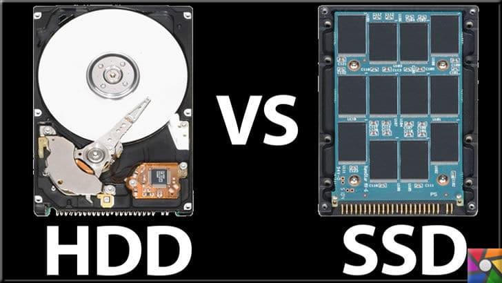HDD (Hard Disk) Nedir? Ne işe yarar? Çeşitleri ve Farkları nelerdir? | SSD hız bakımından HDD'nin yerini sallar ama güvenlik bakımından hala HDD daha önde