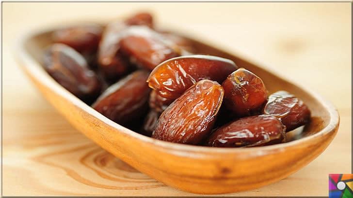 9 bin yıldır sofralardan eksik olmayan Hurmanın faydaları nelerdir? | Hurma içindeki meyve şekerinin fazlalığından dolayı kontrollü yenmesi gereken gıdalardan biridir